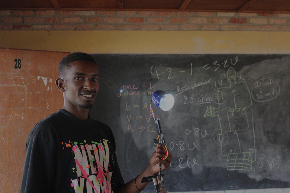 Muhanga, Rwanda | August, 2014 with ICK Rwanda and Rwanda Ensemble